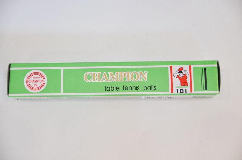 Шарики для настольного тенниса Champion  (6шт)