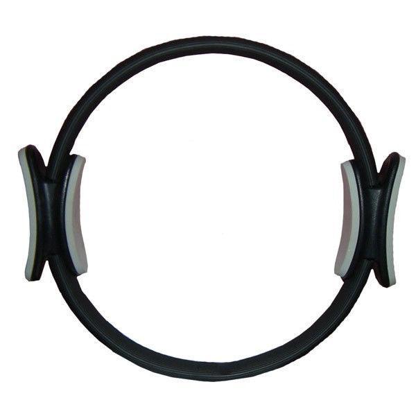 Кольцо для пилатеса (металл, неопрен, EVA, d-38 см)