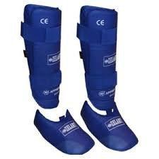 Защита для ног (голень+стопа) разбирающаяся