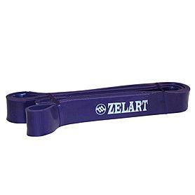 Резинка для подтягиваний (лента сопротивления) фиолет  POWER BANDS