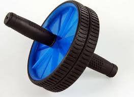 Колесо-триммер двойное (d колеса-17 см, с ковриком)