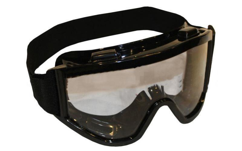 Мотоочки, очки тактические (пластик, акрил)
