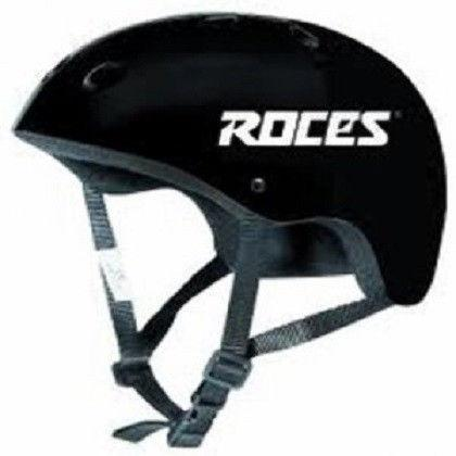 _Велошлем котелок ROCES  AGGRESSIVE (EPS,пластик,PVC,р-р S-52-56,M-54-58,L-58-62 регул,чер)