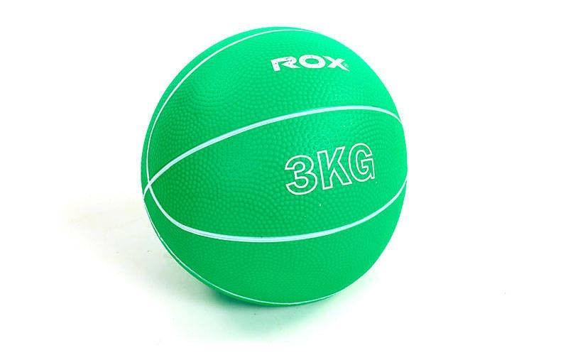 Мяч медицинский (медбол) 3кг