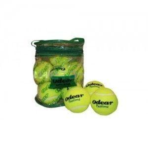 Мяч для большого тенниса (12шт) ODEAR  (PVC сумка)