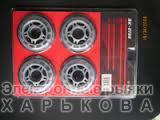 Колеса для роликов (4шт) KEPAI -0800 (колесо PU, р-р 80*24мм, без подшипников) - Запчасти и аксессуары для самокатов, скейтбордов, роликовых коньков на рынке Барабашова