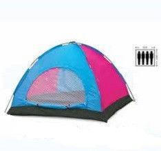 Палатка 4-х местная (р-р 2,0*2,2*1,35м, PL)