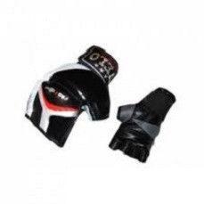 """Перчатки для смешанных единоборств MMA """"VELO""""(р-р M L XL, черный)"""