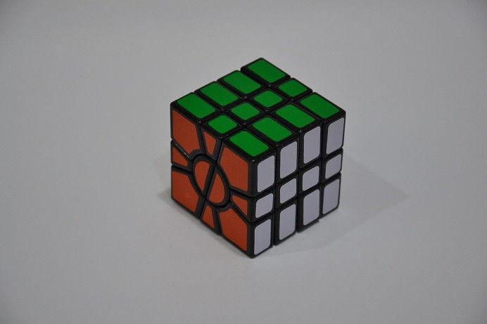"Головоломка кубик ""Октаэдр ромашка"""