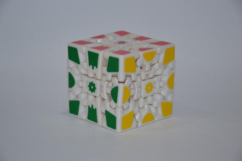 """Кубик-рубика """"Механика"""" (шарнирный)"""