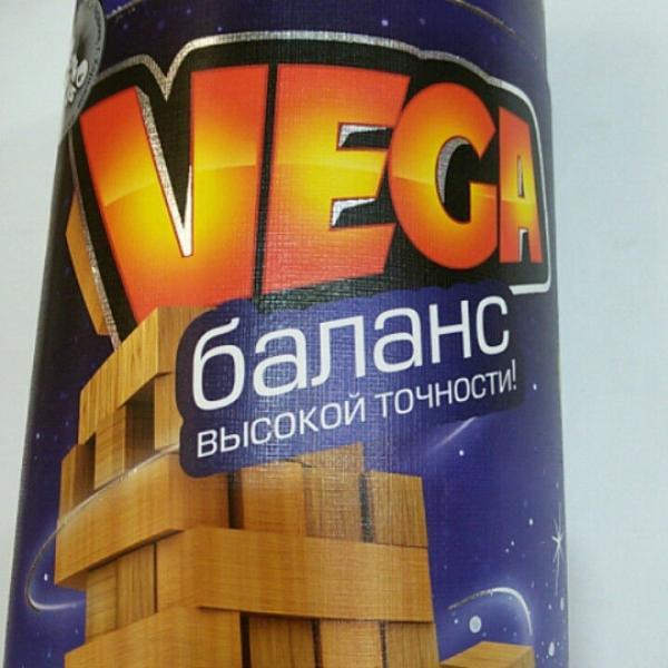 Настольная игра Vega | Башня | Дженга | Вега | Jenga