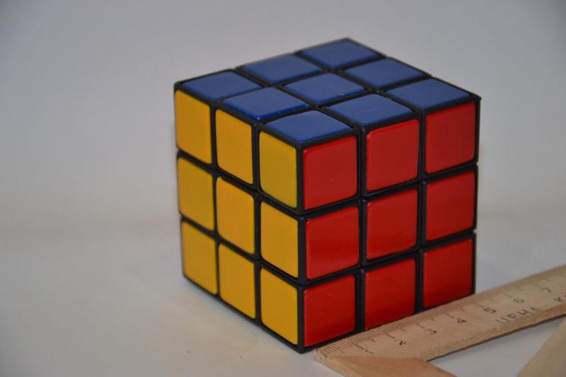 Кубик-руби ПРО.3x3.5.5x5.5