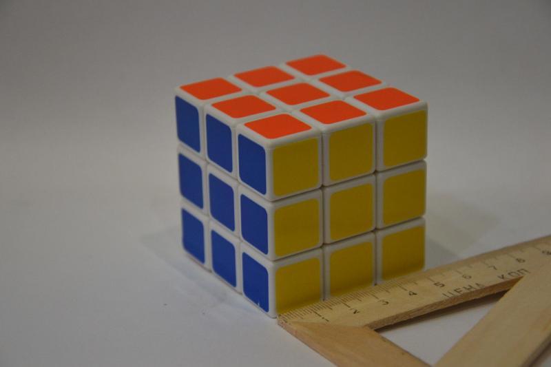 Кубик-руби ПРО.3x3.5x5см
