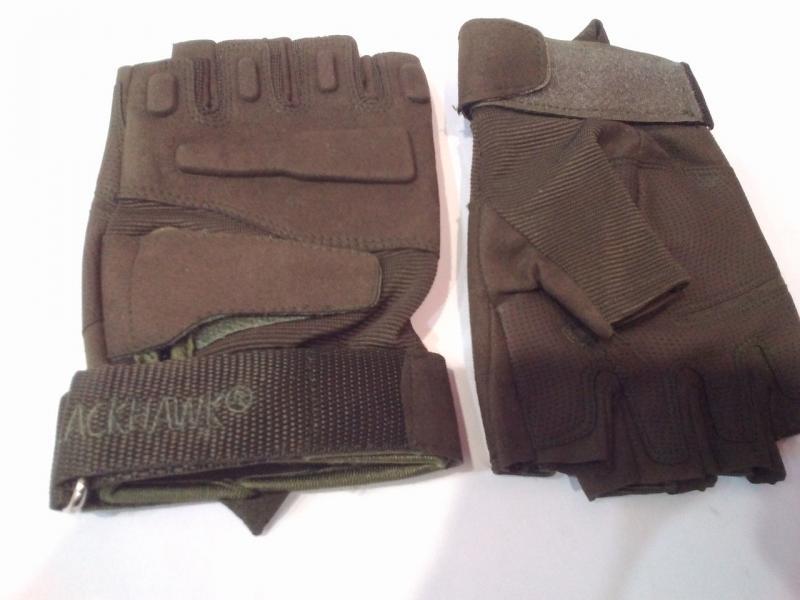 """Перчатки тактические """"BLACKHAWK"""" (PL, открытые пальцы, р-р L-XL)"""