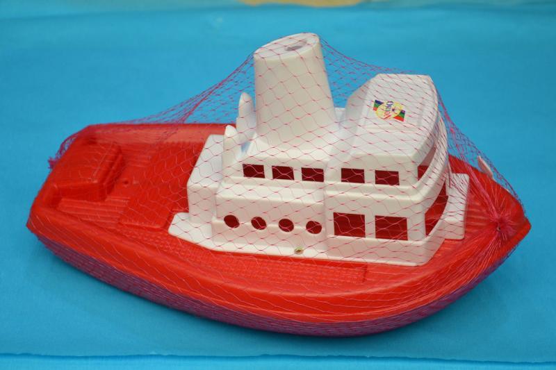 Корабль Ветерок.Цвета в ассортименте.