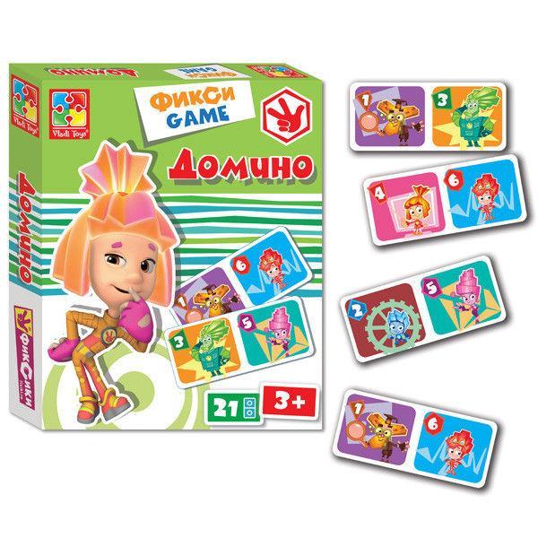 Фикси-игра «Домино»