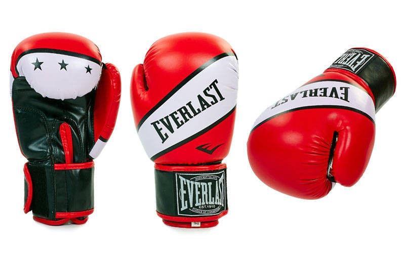 """Перчатки боксерские """"EVERLAST"""" SUPER-STAR"""