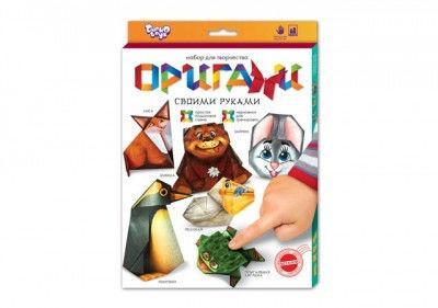 Оригами животные #1