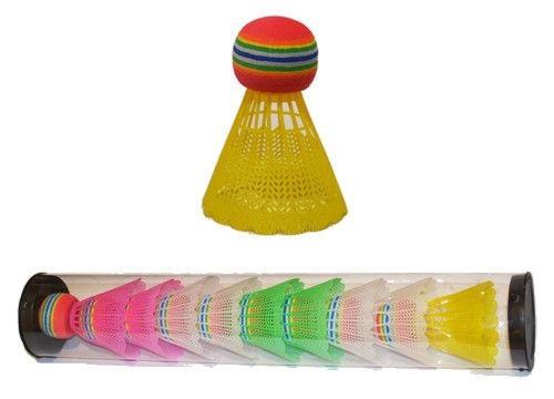 Набор воланов. Материал: пластик. В пластиковой тубе 10 шт. BIG-12