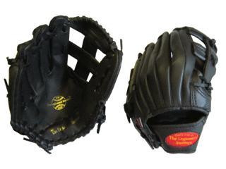 Ловушка-перчатка для игры в бейсбол. Материал: искусственная кожа.