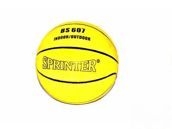 Мяч баскетбольный SPRINTER №7 кожаный