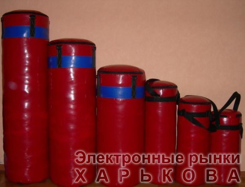 Груша боксёрская 50 см, на ремнях - Боксерские груши и снаряды на рынке Барабашова