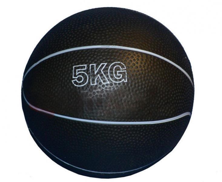 Мяч для атлетических упражнений Вес 5кг, d-19см