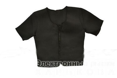 Жилет для похудения, на молнии. 399 - Одежда для похудения на рынке Барабашова