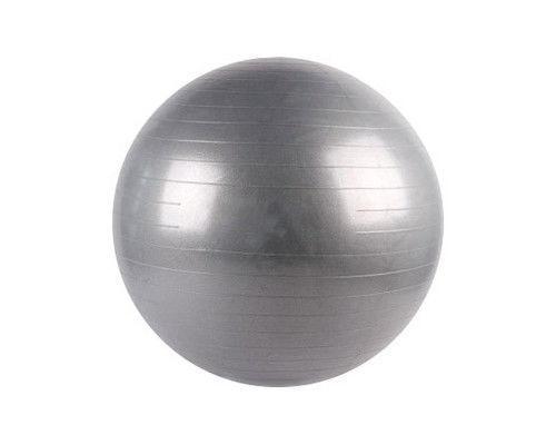 """Мяч для фитнеса """"GYM BALL"""" матовый. d- 85 см (СТАЛЬНОЙ)"""