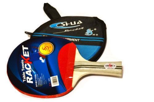 Ракетка для настольного тенниса в чехле. 2005