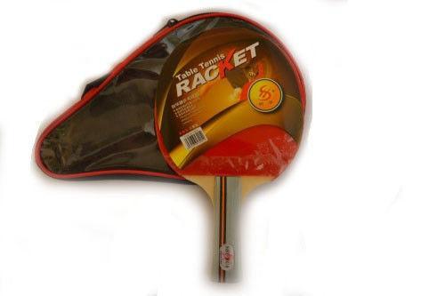 Ракетка для настольного тенниса в чехле. 3005