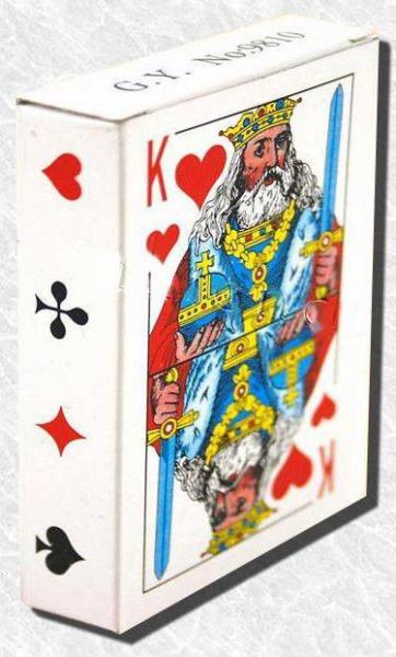 """Карты игральные """"Король"""". 9810"""