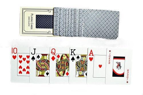 Карты для игры в спортивный покер. 54ШТ-S2
