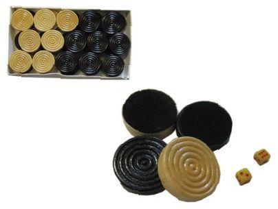 Набор игровых фишек и кубиков. 7800