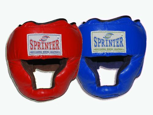 """Шлем боксерский """"Sprinter"""", закрытый. Усиленный"""