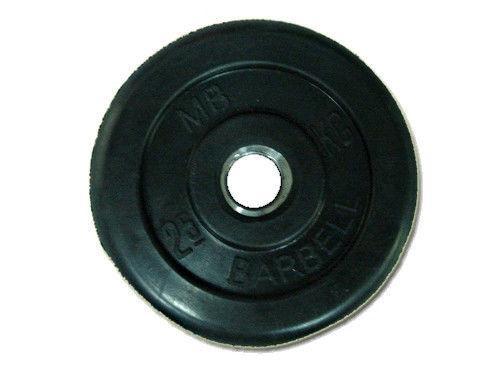"""Блины, диски для штанги и гантелей """"GYM BARBEL"""" 2,5 кг"""