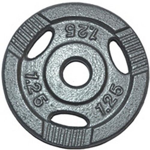 Диски, блины для штанги. Вес 1,25 кг. К3-1,25 кг