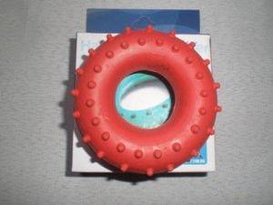 Эспандер кистевой, кольцо с шипами 30 кг.