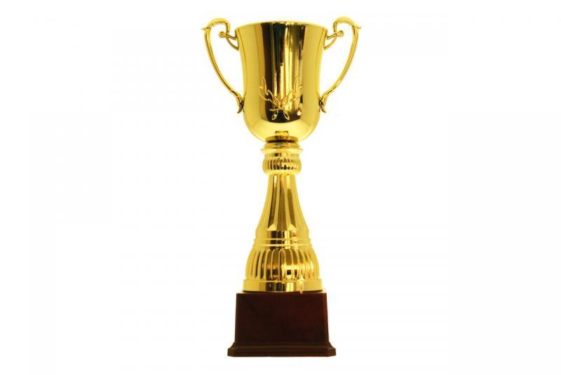 Кубок. Высота 35 см золото
