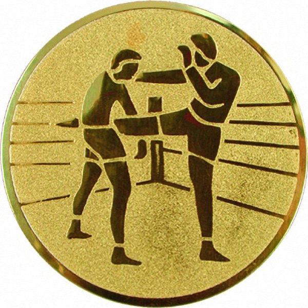 "Наклейка (жетон) на медаль, кубок ""Таеквандо"""