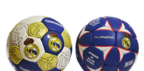 """Мяч футбольный """"REAL MADRID"""" (прессованная кожа 5-ти слойный в ассортименте изг. BALLON )"""
