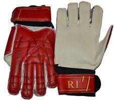 Фото Футбол, Защита футбольная. Перчатки вратарские Перчатки вратарские взрослые