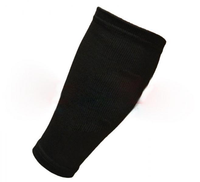 Икроножник эластичный, черный XL (2 шт)