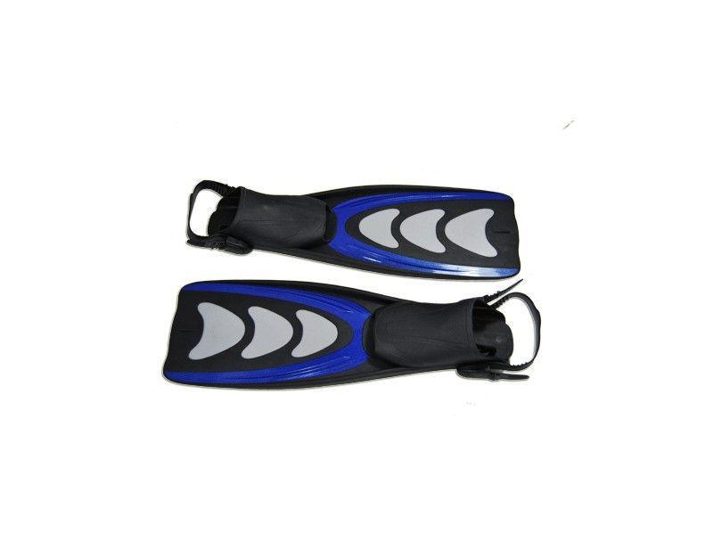 Ласты профессиональные, ботинок на ремешке. S/M(р. 39-41) 433