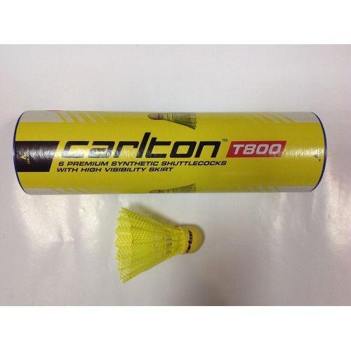 Воланчики нейлоновые CARL (6шт) 003777 T800 (желтые)