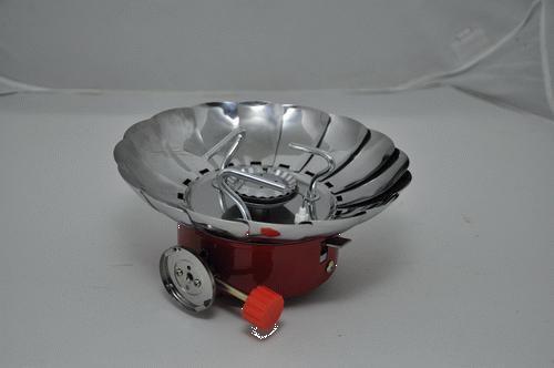 Плита газовая складная (миниплита). ZT203
