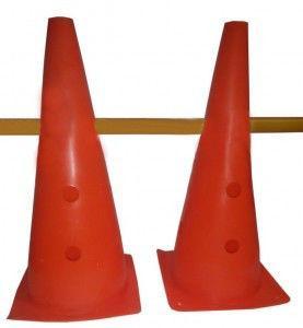 Набор игровой: 2 больших фишки (45 см) с палкой