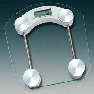 Весы напольные электронные, квадратные