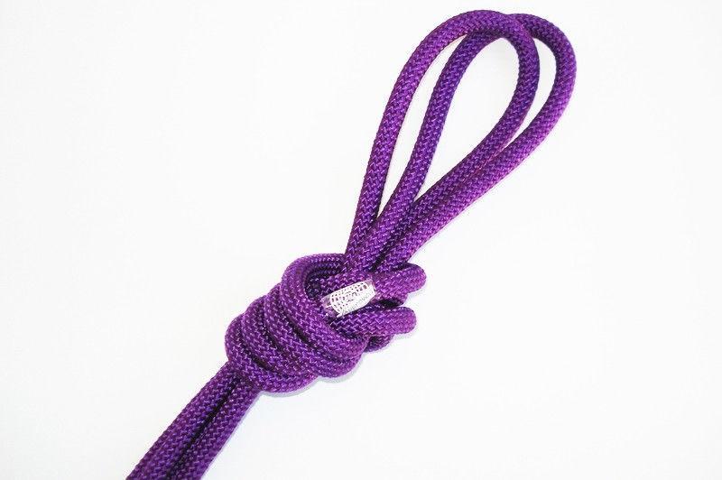 Скакалка гимнастическая. Цвет фиолетовый
