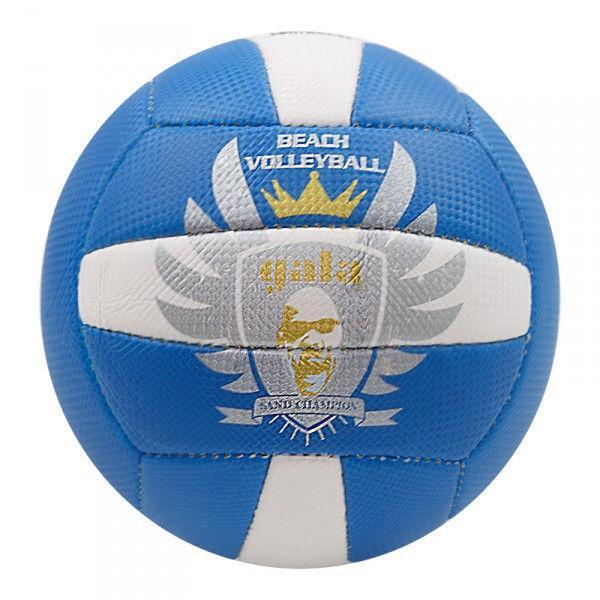 Мяч волейбол. пляжный GALA VB-5113 (PVC, №5, 3 слоя, сшит вручную)